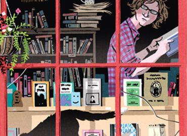 Шон Байтелл: интервью книготорговца