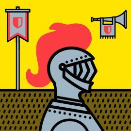 Скрестим мечи: 7 романов о рыцарях Средневековья