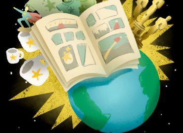 Точки и вселенные: как комиксы захватили мир